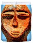 Lobi Figure Duvet Cover