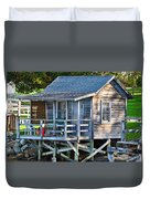 Lobster Shack Duvet Cover