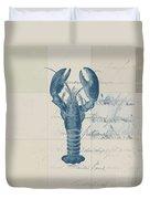 Lobster - J122129185-1211 Duvet Cover