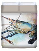 Lobster_001 Duvet Cover