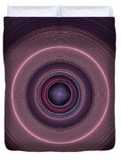 Local Subspace Vibrations Duvet Cover