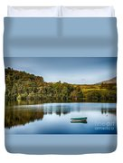 Loch Awe Reflections Duvet Cover