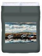 Loch Harray Dawn Iv Duvet Cover