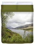 Loch Levern Duvet Cover
