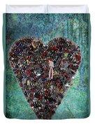 Locket Heart-3 Duvet Cover