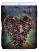 Locket Heart-6 Duvet Cover