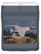 Lockheed Martin F-35 Lightning II, 2015 Duvet Cover
