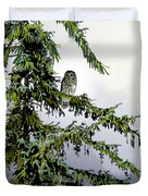 Lofty Perch Duvet Cover