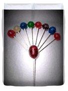 Lollipop Balloons  Duvet Cover