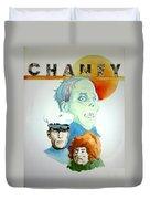 Lon Chaney Sr Duvet Cover