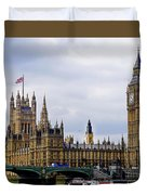 London 4 Duvet Cover