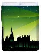London Big Ben Duvet Cover