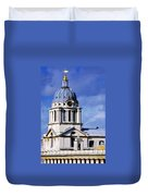 London Blues Duvet Cover