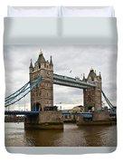 London Bridge 1 Duvet Cover