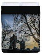London Bridge Duvet Cover