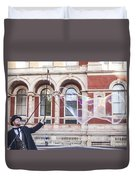 London Bubbles 9 Duvet Cover