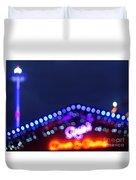 London Christmas Markets 11 Duvet Cover