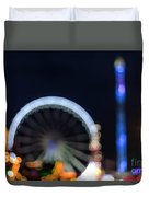 London Christmas Markets 13 Duvet Cover