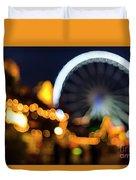 London Christmas Markets 14 Duvet Cover