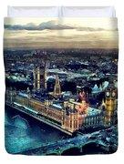 London City Duvet Cover