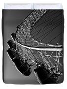 London Eye Duvet Cover by David Pyatt