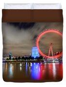 London Eye Duvet Cover
