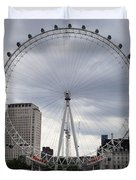 London Eye View Duvet Cover