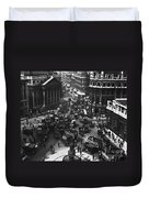 London: Financial District Duvet Cover