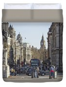 London Friends Duvet Cover