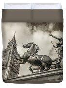 London Guardians Duvet Cover