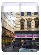 London In Summer Duvet Cover