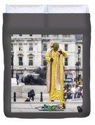 London Street Artists 4 Duvet Cover