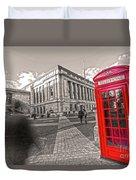 London Telephone 2 C Duvet Cover