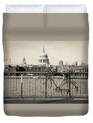 London Thames 1 Duvet Cover