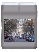 London Thoroughfare Duvet Cover