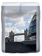 London Tower Bridge Duvet Cover