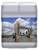 London Towerbridge Duvet Cover