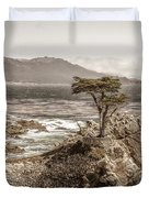 Lone Cypres Duvet Cover