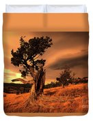 Lone Pine Whaleback Ridge Duvet Cover