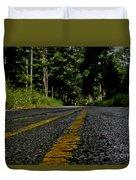 Lone Road Duvet Cover