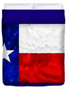 Lone Star Stained Glass Duvet Cover