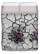 Lone Survivors Duvet Cover