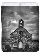 Lonely Chapel Duvet Cover