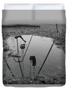 Lonely Days Duvet Cover