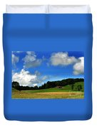 Lonely Meadow Duvet Cover