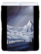 Lonely Mountain Duvet Cover
