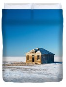 Lonely Place Duvet Cover
