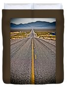 Lonely Road #2 Duvet Cover