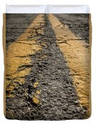 Lonesome Highway Duvet Cover