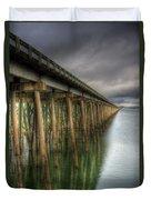 Long Bridge  Duvet Cover